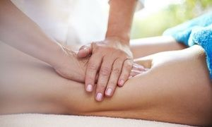 Groupon - One or Two 60-Minute Signature or Hot-Stone Massages at Sanctuary Spa & Skin Care Center (Up to 52% Off) in SEADIP. Groupon deal price: $55