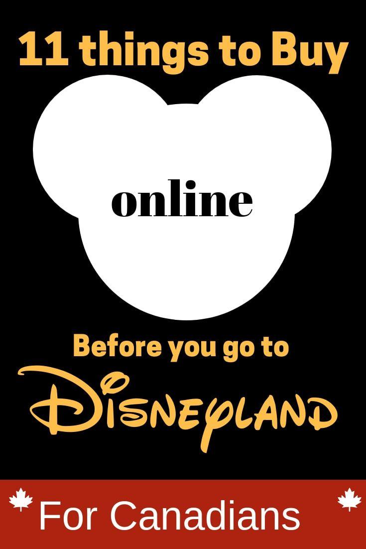 11 Dinge, die Sie bei Amazon Deutschland kaufen sollten, bevor Sie nach Disneyland reisen