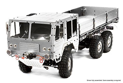 Car  Integy RC Hobby C25853SILVER Billet Machined 6X6 7T GL HighMobility OffRoad Truck 110 Size ARTR -- Find out more about the great product at the image link.