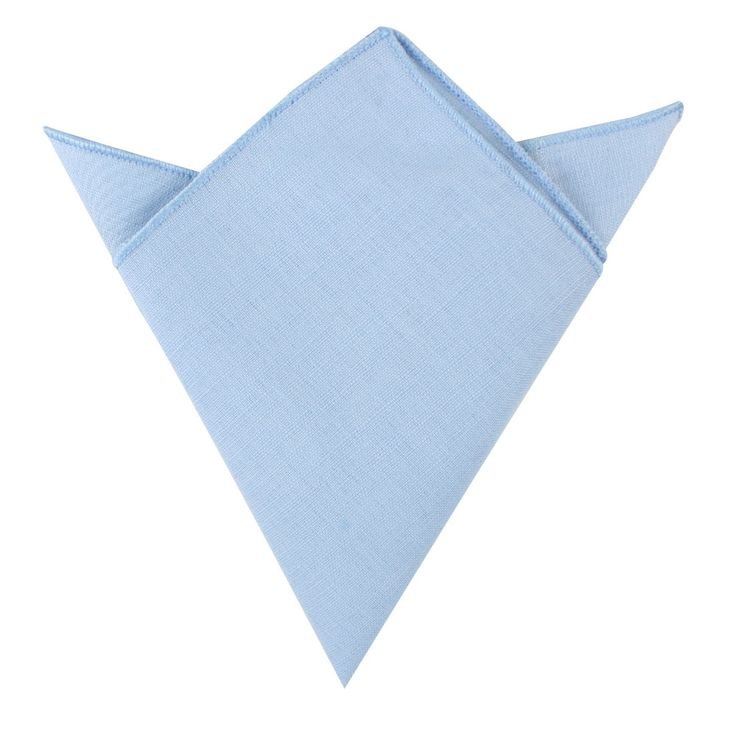 The Light Blue Pocket Square is perfect for those chilly winter months as well as the ones that transition into the warmer time of spring