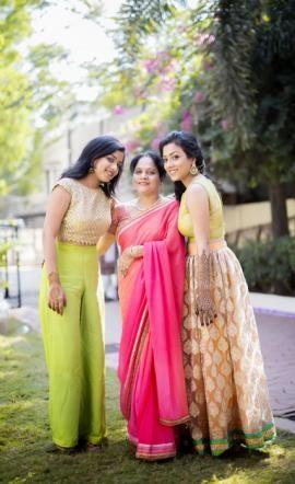 Mumbai weddings | Aishwary & Amrita wedding story | Wed Me Good