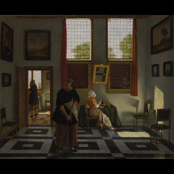 17 best vermeer il secolo d 39 oro dell 39 arte olandese for Biographie de vermeer
