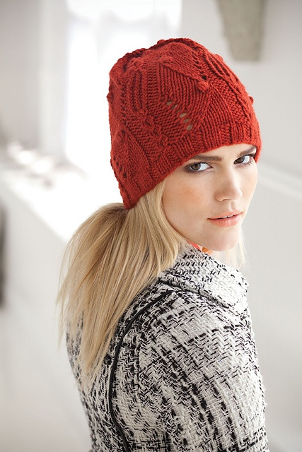 117 best Knitting hats images on Pinterest | Knitting, Accessories ...