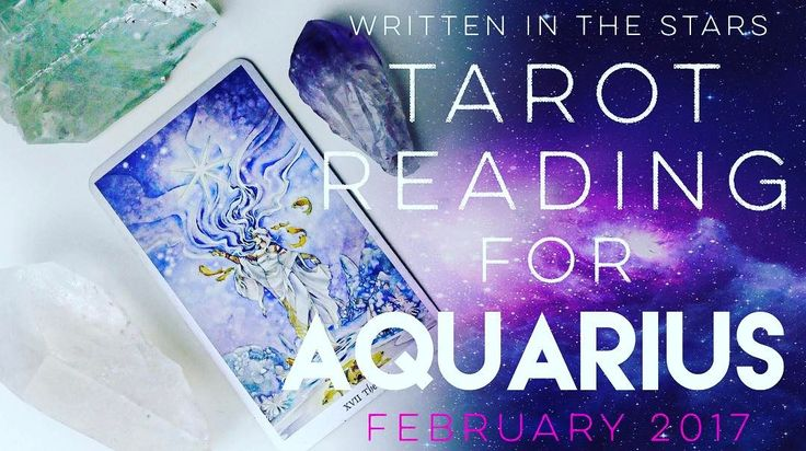 Hey there #Aquarius! Your February Tarot Reading is live on YouTube! Whats #writteninthestars for you this month? Click the link in my bio to find out! These #Tarotscopes are for #AquariusRising and #AquariusMoon as well! Enjoy!     #astrology #tarotreader #magick  #solopreneur  #horoscope #horoscopes #witch #tarotreading #aquarius #soulpreneurs #aquariusgirl #girlboss #girlbossmagic #tarotreadings #soulpreneur #girlboss #witchy #aquariuswoman #aquariusman #tarottuesday