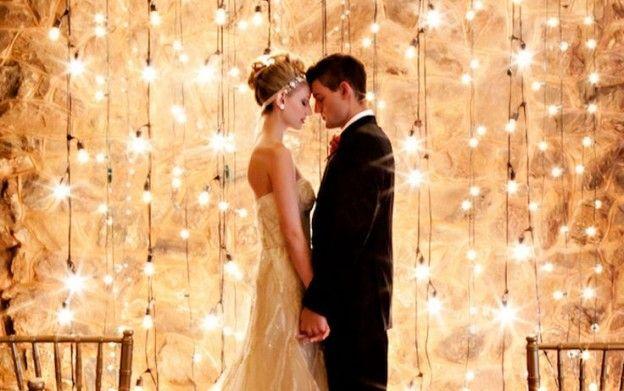 Matrimonio scintillante: elegante, romantico e glam