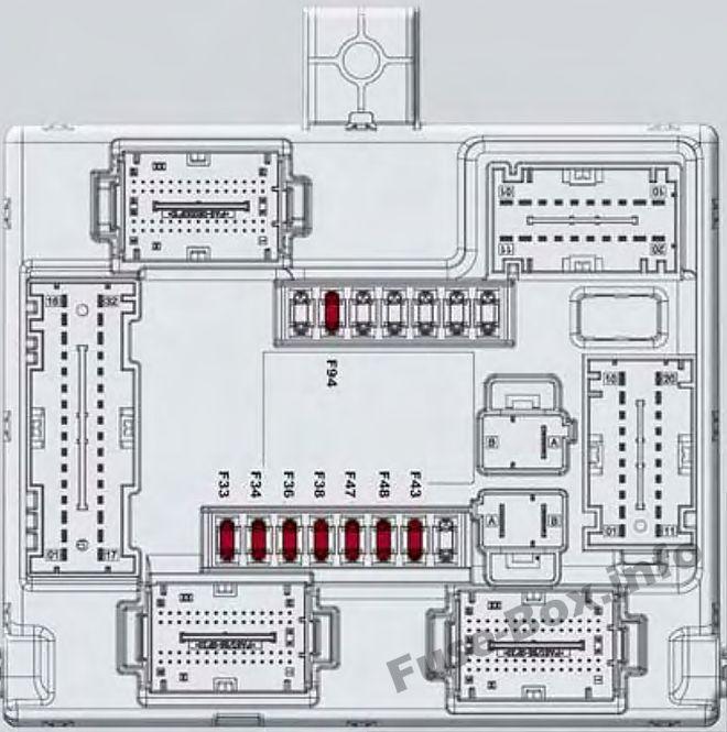 alfa romeo giulia (952; 2017-2018-..) fuse box diagram   fuse box, alfa  romeo giulia, alfa romeo  pinterest