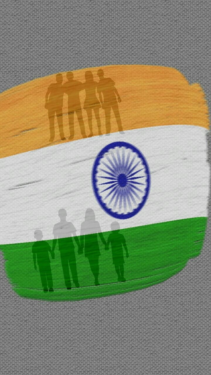 This is our national flag Tiranga I was made that drawing because I love my India