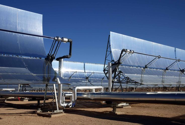 Concentrating Solar Power #SolarCSP: Delivering #RenewableElectricity When It's Needed, #Morocco