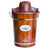 Found it at Wayfair - Old Fashioned 6 Qt. Wood Bucket Ice Cream Maker