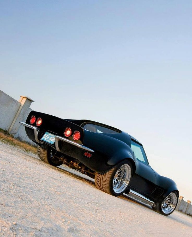 "doyoulikevintage: ""Corvette Stingray """