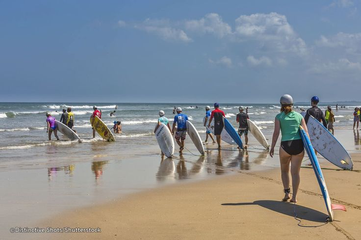 The Beach of Kuta - All about Kuta Beach