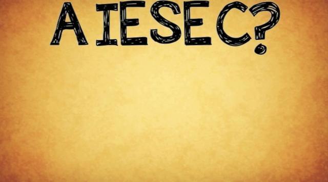 What's AIESEC por @CA by Beatriz Reis