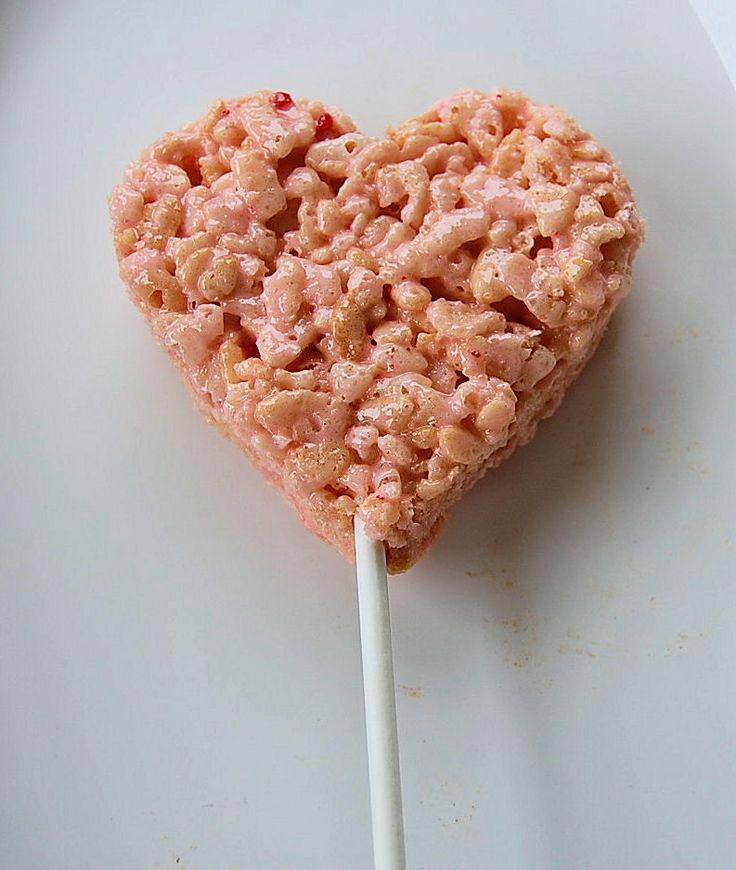 Strawberry Cake Batter Crispy TreatsCake, Treats 20120205 108, Sweets Treats, Audrey Parties, Yummy Treats, Batter, 1 2 Boxes, Crispy Treats, Rice Krispie Treats