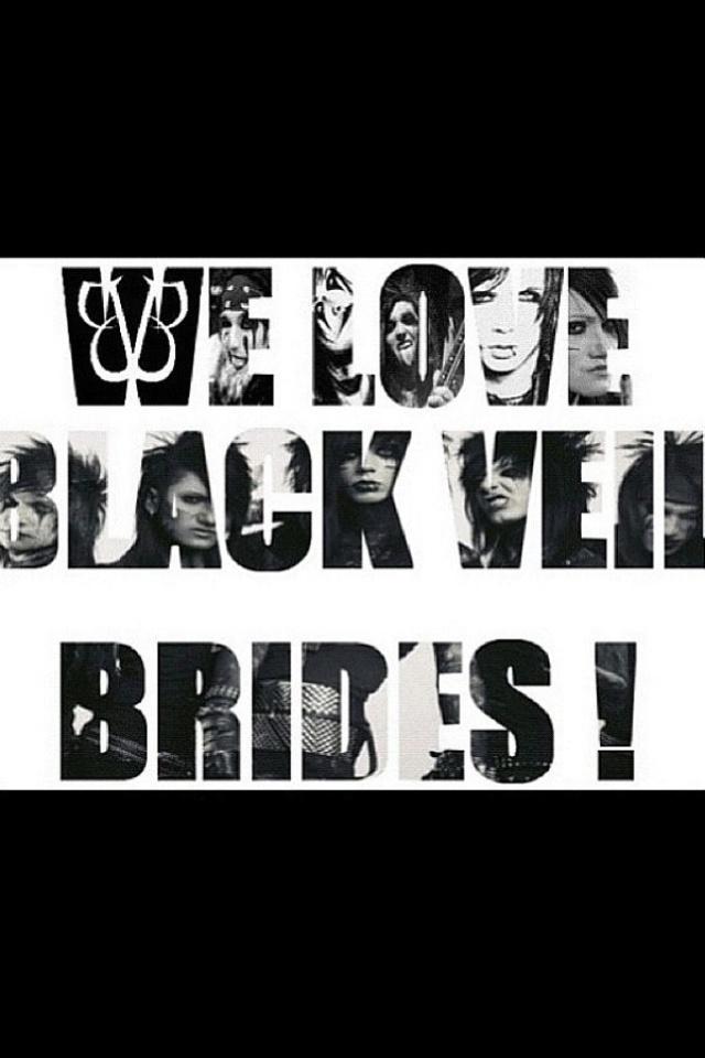 We love Black Veil Brides!! ♥