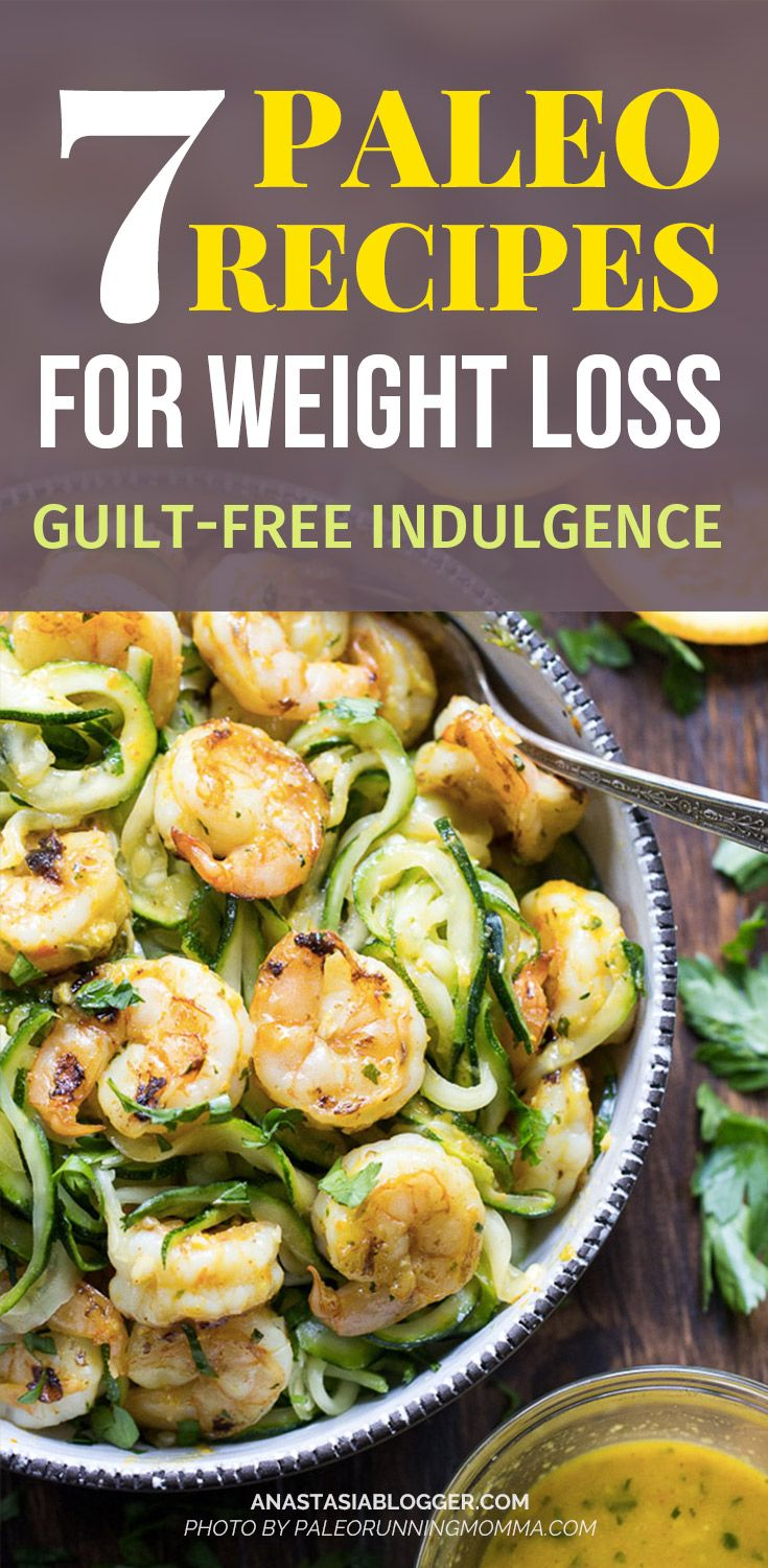 7 Easy Paleo Recipes for Weight Loss – Cook a Paleo Dinner every weeknight in under 30 minutes! Paleo for beginners should be easy and fun to cook, so I made a list of my favorite Paleo diet meals. Easy Paleo recipes dinner for beginners. #paleo #paleodiet #recipe