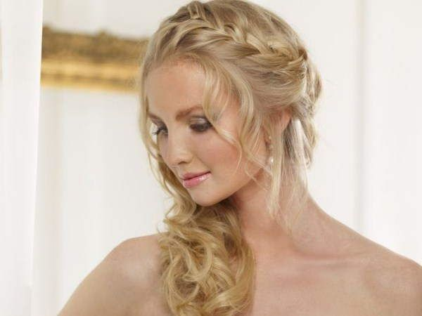 best 25+ peinados de novia semirecogidos ideas on pinterest