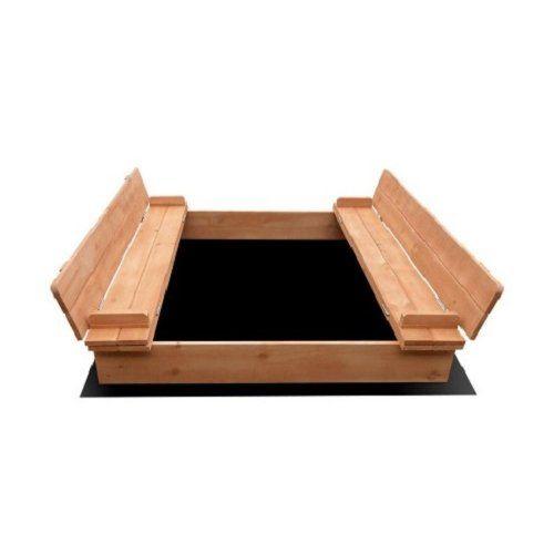 Children Square Sand Pit