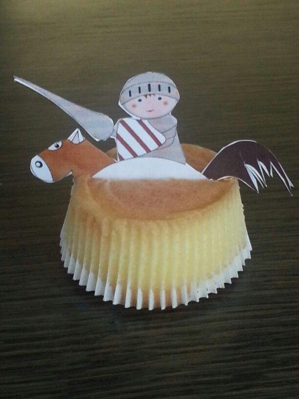 Knight cake?