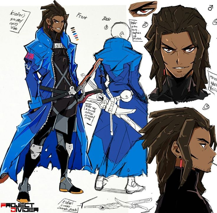 Pin by Alex Nickolson on Hair in 2020 | Anime character ...
