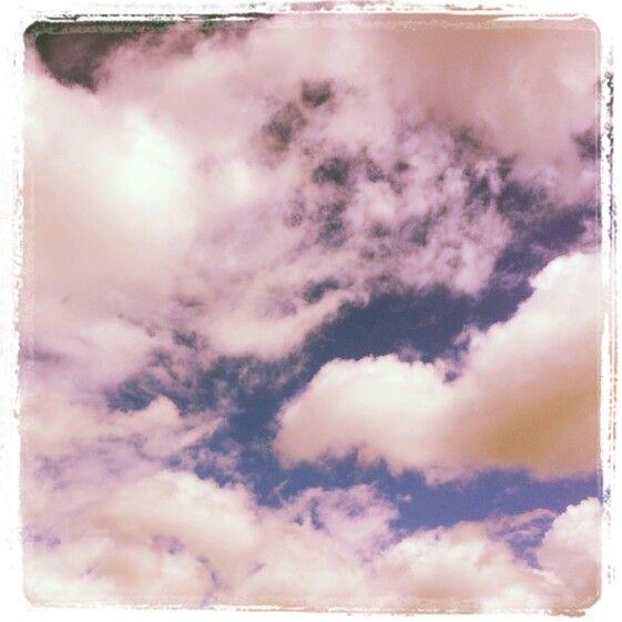 Summer Sky - Keswick, UK 2013