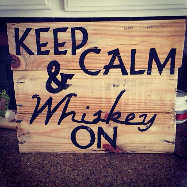 """Wood sign for a """"Dirty Thirty, Whiskey Neat"""" birthday party!"""