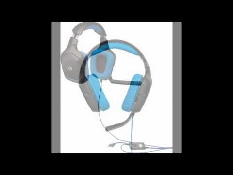 Headset Gaming For PC EasySMX With Mic Logitech G430
