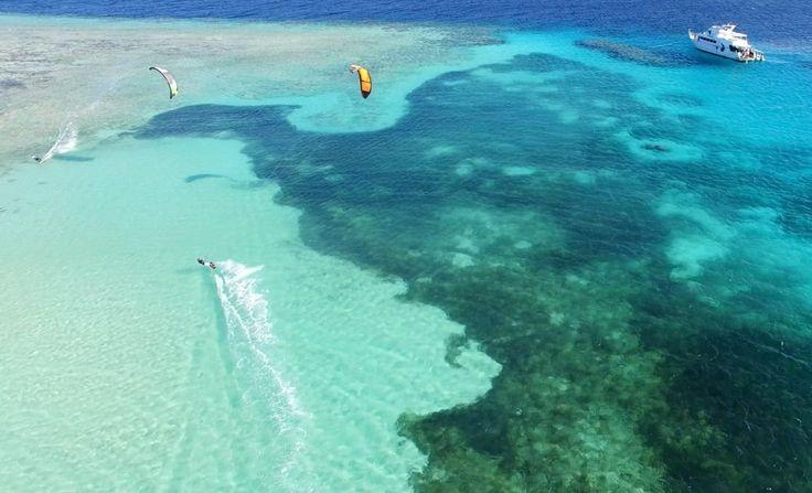 Kite spot in Egypt: Abu Soma Riders, Soma Bay