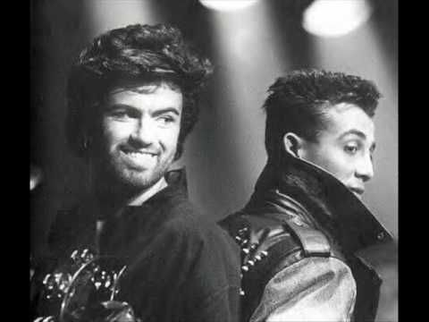 Careless Whisper - WHAM.   This was popular when I first met Peter Sovich when we worked at Leaseway Transportation mid 80's.