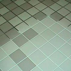 Christina Approved!! - DIY Grout Cleaner Grout Cleaner Combine 7 cups hot water, 1/2 cup baking soda, 1/3 cup lemon juice and 1/4 cup vinegar. I mopped onto floor then scrubbed. (Original says to use spray bottle and spray your floor, let it sit for a minute or two... then scrub!)