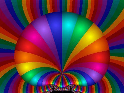 Rainbow in a Rainbow! Cool!!!