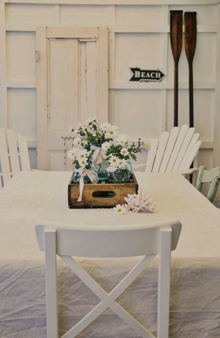 Real Life Beach Decor, Coastal Living & Nautical Decorating Ideas - A Beach Cottage