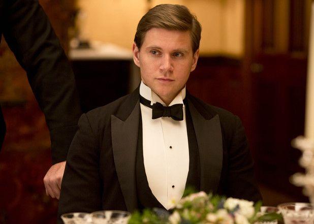 Allen Leech from Downton Abbey