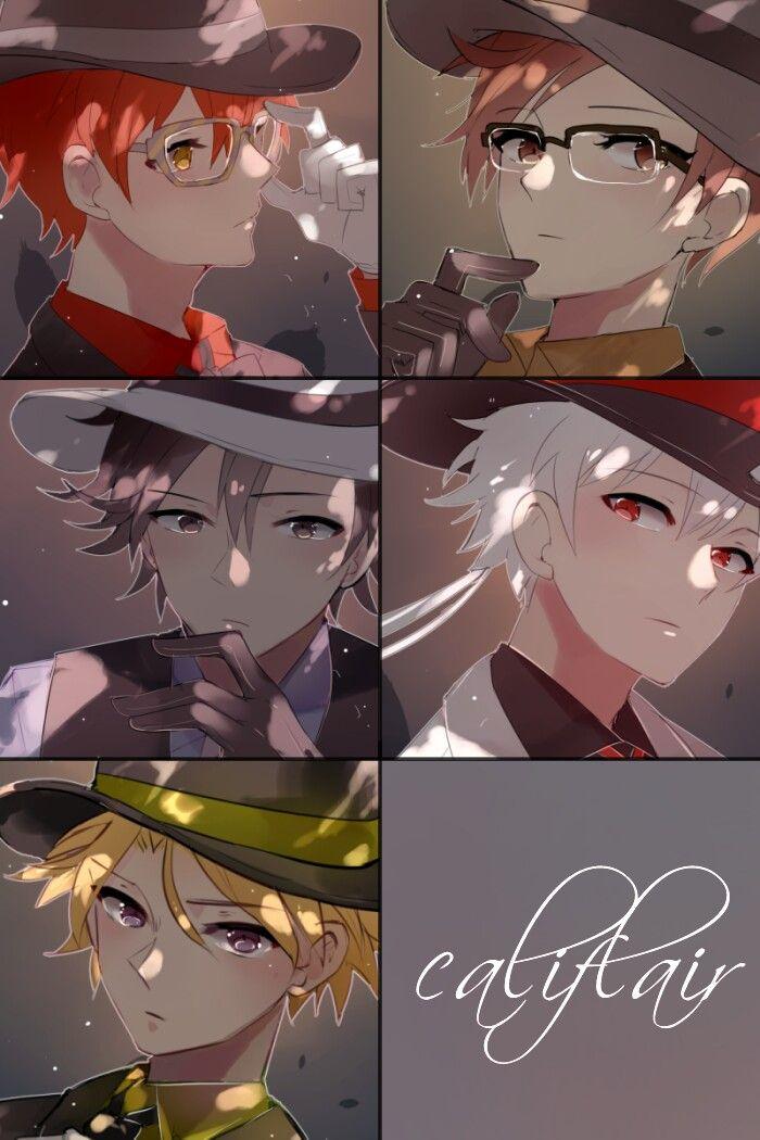 MM characters lookin' sharp!!