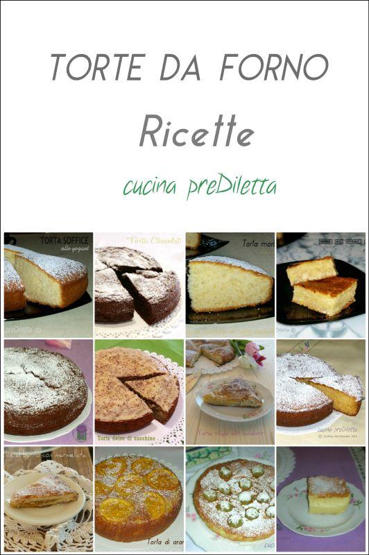 Torte da forno, ricette pubblicate dal blog cucina preDiletta, a cura di Diletta Arcidiacono