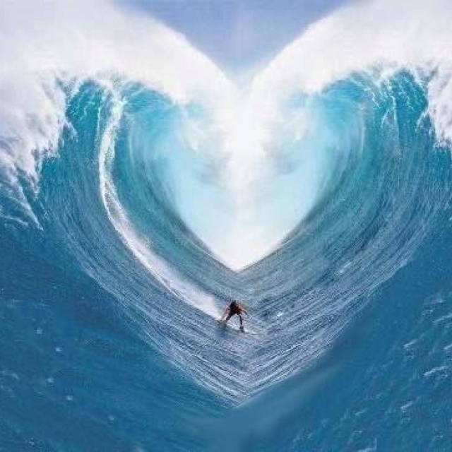 heart waves | love is everywhere | heart | love | dating