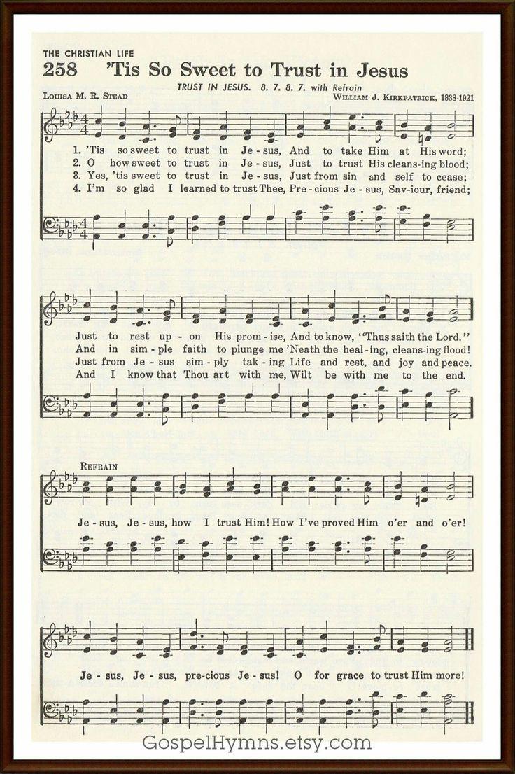 yes and amen lyrics pdf