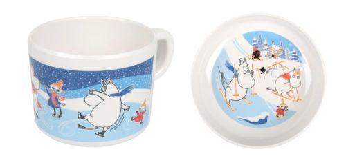 Moomin-Winter-Day-mug-and-plate-set-Martinex-Finland