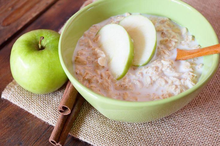 Apple Cinnamon Steel Cut Oats: Cook Breakfast While You Sleep!