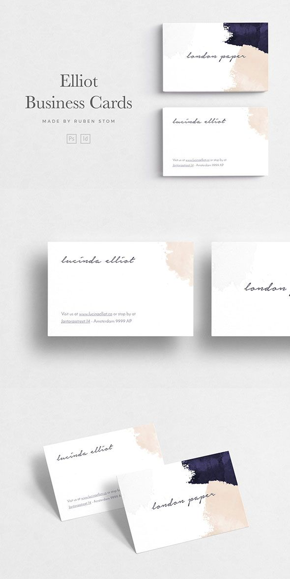 20 Awesome Business Card Templates For Small Businesses Graphic Design Business Card Business Card Design Creative Cool Business Cards