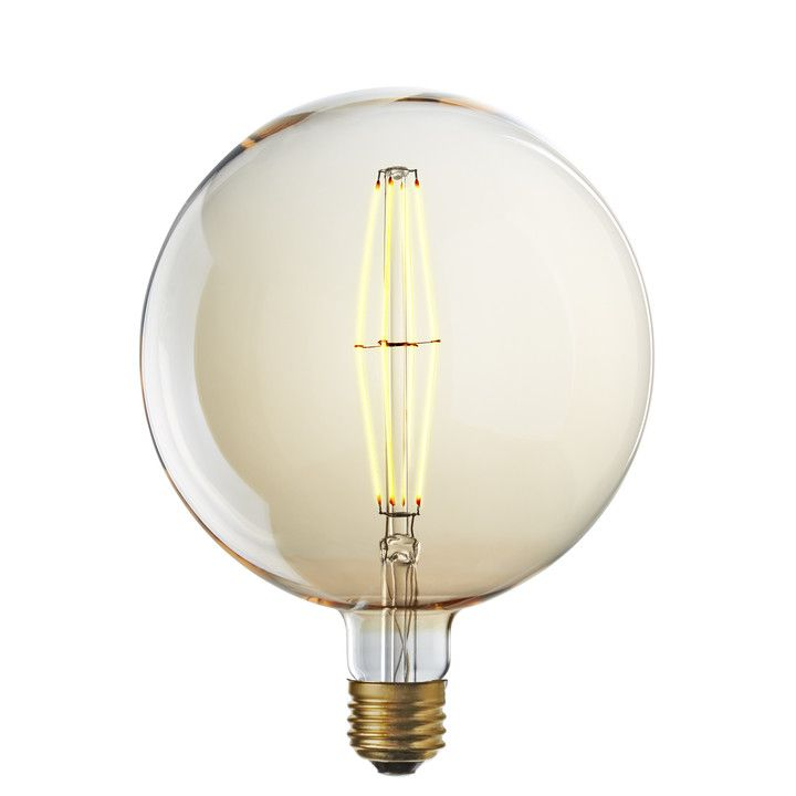 Alton Flush Mount With Chic Dome Glass, Aged Brass