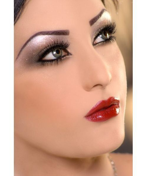 Thinking this will be my inspiration for Lucy's recital make up