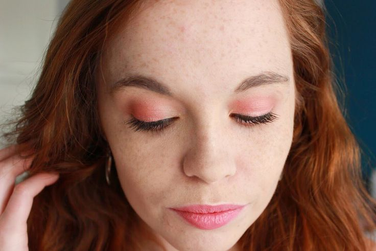 Coral Makeup Look for the Summer using Urban Decay Freelove