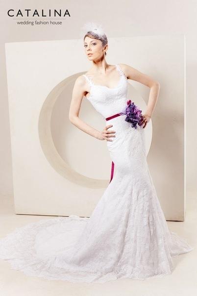 CATALINA wedding fashion house Dress Coala lux www.catalina-wedding.ru