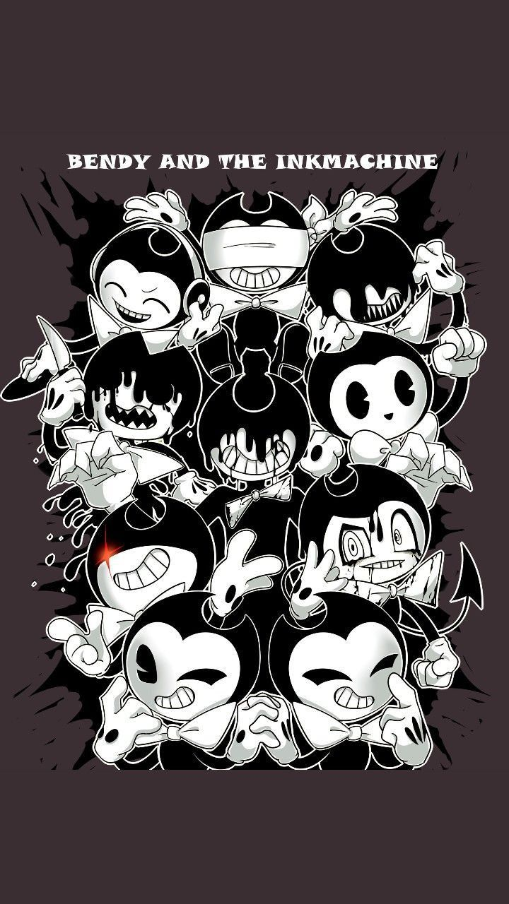 *Bendy and the fandom machine =P Bendy and the ink