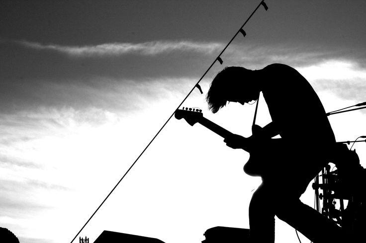 Whels & waves, guitar, rock