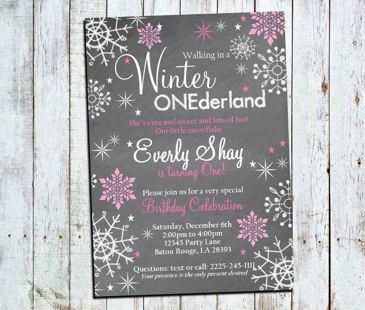 49 best aubree s birthday winter themes images on pinterest
