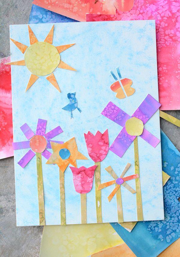 141 mejores im genes de flores en pinterest actividades for Jardin infantil serrano 78