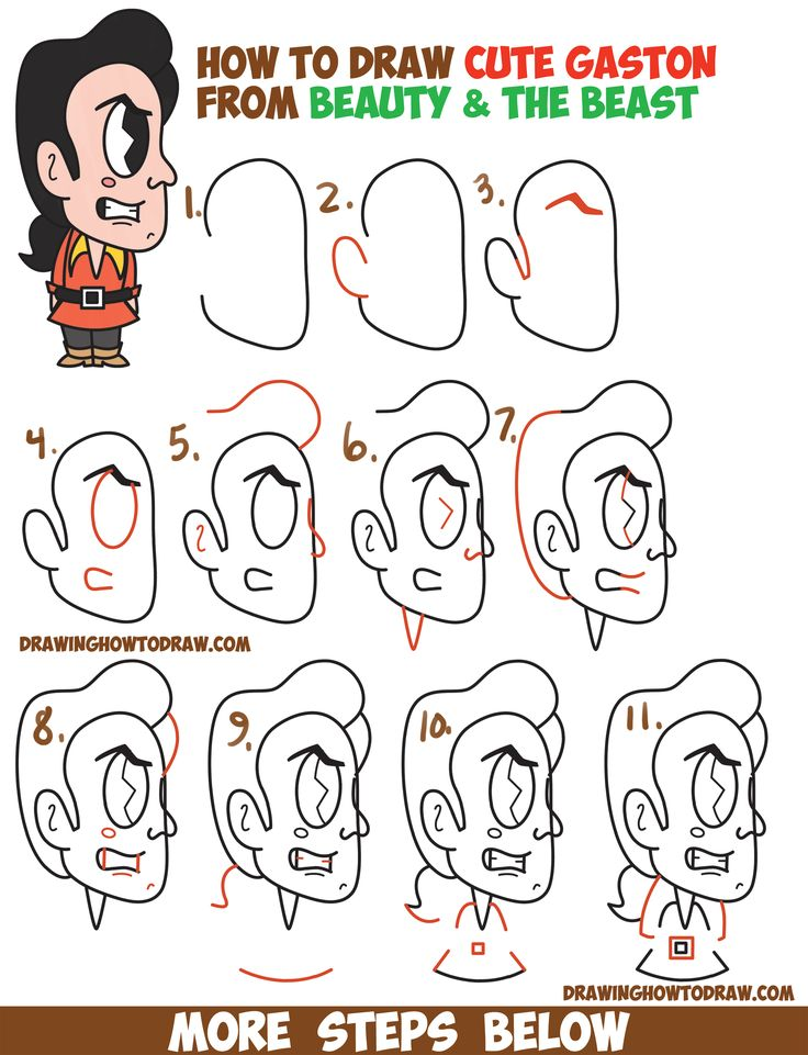 177 best images about how to draw known cartoon characters for Cartoon drawing tutorials for beginners