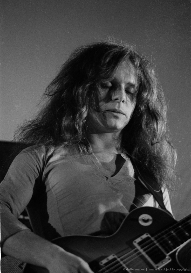 Paul Kossoff( September 14, 1950 – March 19, 1976). Heart attack related to drug abuse