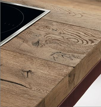 Plan de travail en bois : 3 finitions